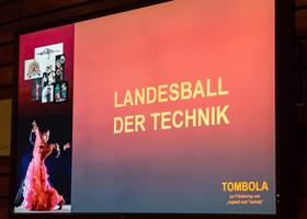 JUNGE JUNGE! :: Landesball der Technik